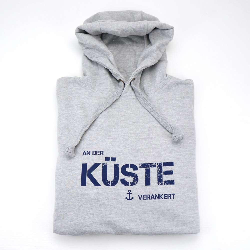Küsten-Hoodie - Kapuzen-Sweatshirt von Boje13 by FreuDinge® mit ... 5d4084a334